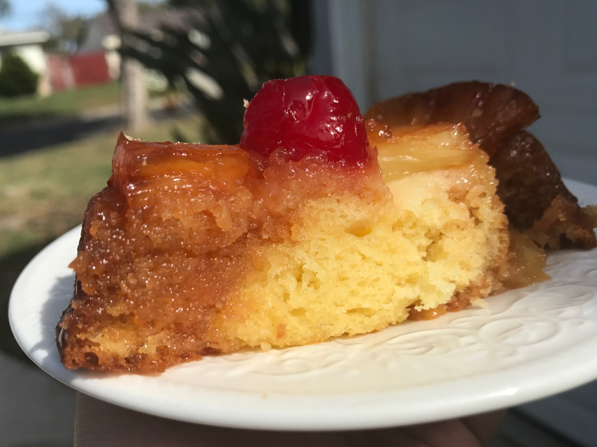 Pineapple Upside Down Mini Cakes